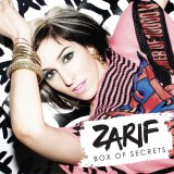 Album cover: Zarif - Box of Secrets